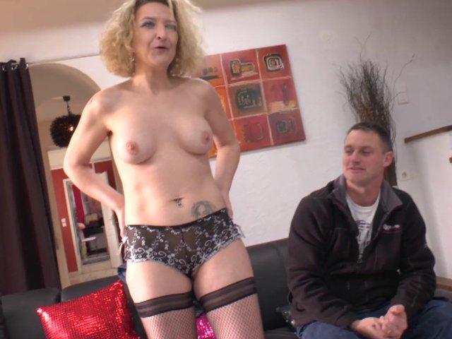 Un couple passe son 1er casting sexe